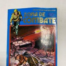 Cómics: ZONA DE COMBATE. EXTRA 21. CONTIENE DEL Nº 129 AL 132. RELATOS BELICOS ILUSTRADOS URSUS. LEER. Lote 245596790