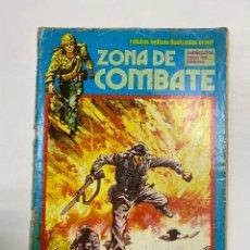 Cómics: ZONA DE COMBATE. Nº 45 - DOS FUGITIVOS. RELATOS BELICOS ILUSTRADOS URSUS. LEER. Lote 245596940