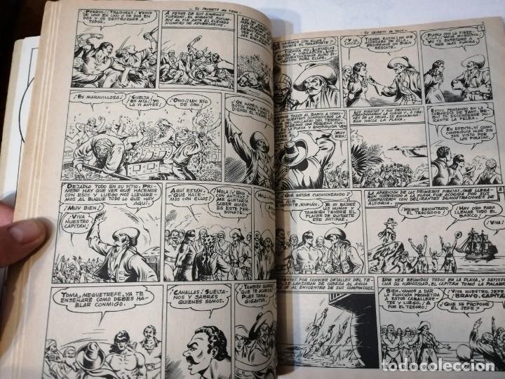 Cómics: CAPITAN CORAJE COMPLETA EN 2 TOMOS RETAPADOS.ED. URSUS. - Foto 9 - 247683285