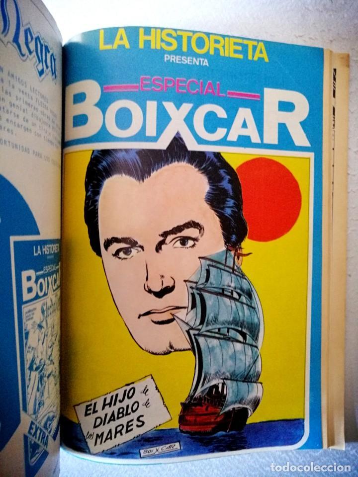 Cómics: EL HIJO DE DIABLO DE LOS MARES - ESPECIAL BOIXCAR (RETAPADO 6 NÚMEROS) URSUS 1980 (VER 6 FOTOS) - Foto 3 - 249491015