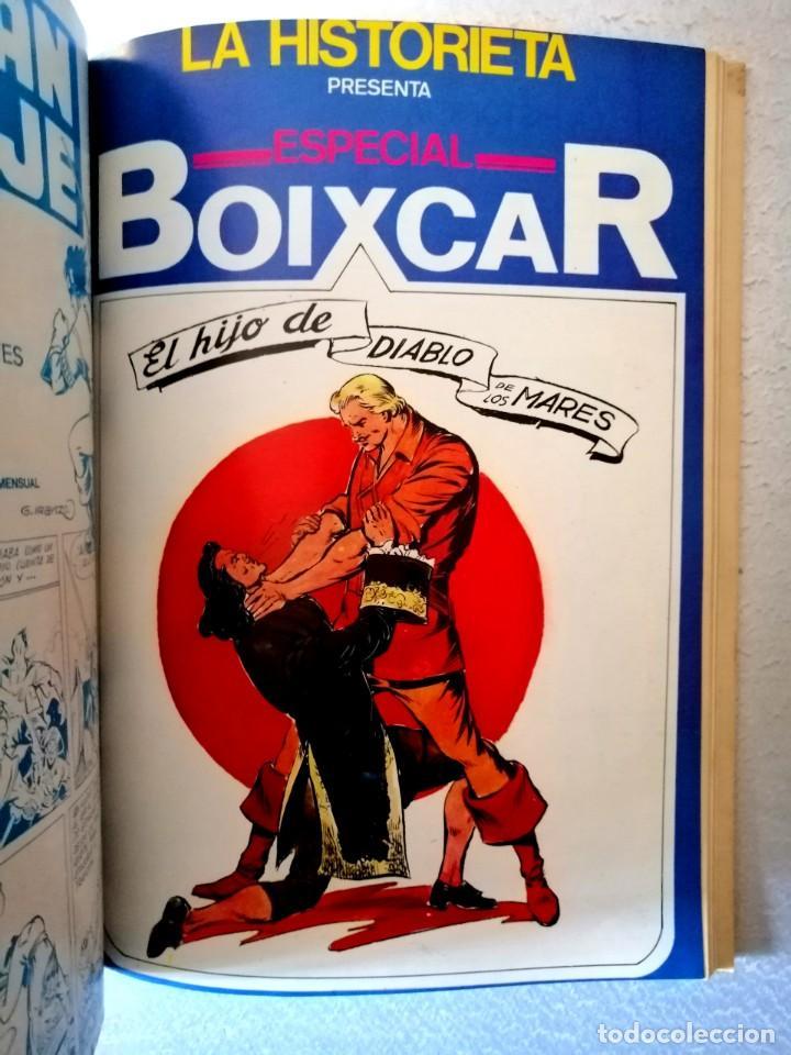 Cómics: EL HIJO DE DIABLO DE LOS MARES - ESPECIAL BOIXCAR (RETAPADO 6 NÚMEROS) URSUS 1980 (VER 6 FOTOS) - Foto 4 - 249491015