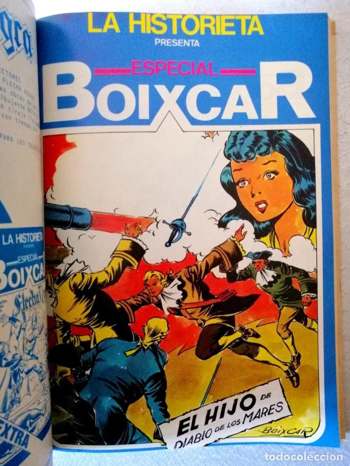 Cómics: EL HIJO DE DIABLO DE LOS MARES - ESPECIAL BOIXCAR (RETAPADO 6 NÚMEROS) URSUS 1980 (VER 6 FOTOS) - Foto 5 - 249491015