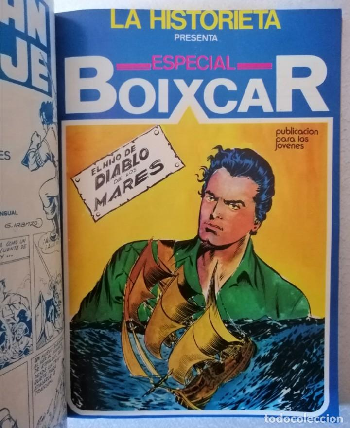 Cómics: EL HIJO DE DIABLO DE LOS MARES - ESPECIAL BOIXCAR (RETAPADO 6 NÚMEROS) URSUS 1980 (VER 6 FOTOS) - Foto 6 - 249491015
