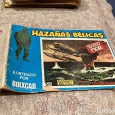 Cómics: HAZAÑAS BÉLICAS - N.º 139 EL SECRETO DEL MAR - ILUSTRADO POR BOIXCAR - URSUS EDICIONES. Lote 251804675