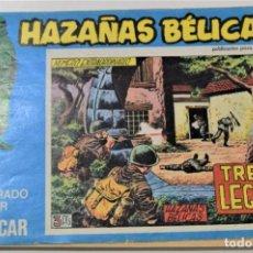 Cómics: HAZAÑAS BÉLICAS Nº 145 - EDICIONES URSUS AÑO 1973. Lote 253652310