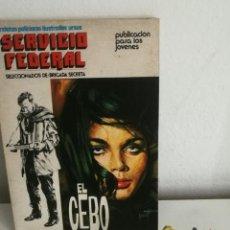 Cómics: SERVICIO FEDERAL Nº6. Lote 254101665
