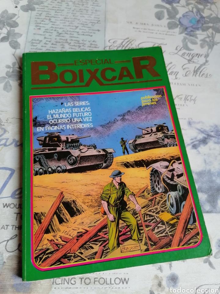 BOIXCAR NÚMERO 2 ESPECIAL 1980 (Tebeos y Comics - Ursus)