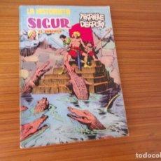 Cómics: SIGUR EL WIKINGO Nº 3 EDITA URSUS. Lote 254676735