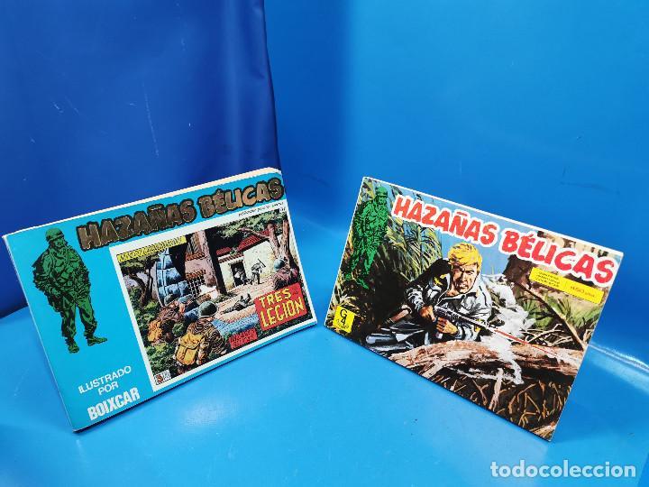 COMIC HAZAÑAS BELICAS RELATOS BELICOS ILUSTRADOS EDICIONES URSUS 1973 (Tebeos y Comics - Ursus)
