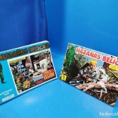 Cómics: COMIC HAZAÑAS BELICAS RELATOS BELICOS ILUSTRADOS EDICIONES URSUS 1973. Lote 255671180