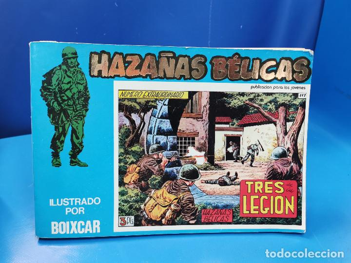 Cómics: Comic HAZAÑAS BELICAS relatos belicos ilustrados ediciones Ursus 1973 - Foto 2 - 255671180