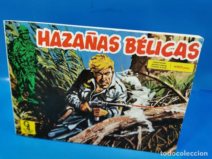 Cómics: Comic HAZAÑAS BELICAS relatos belicos ilustrados ediciones Ursus 1973 - Foto 3 - 255671180
