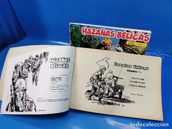 Cómics: Comic HAZAÑAS BELICAS relatos belicos ilustrados ediciones Ursus 1973 - Foto 4 - 255671180
