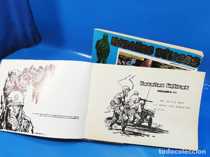 Cómics: Comic HAZAÑAS BELICAS relatos belicos ilustrados ediciones Ursus 1973 - Foto 7 - 255671180