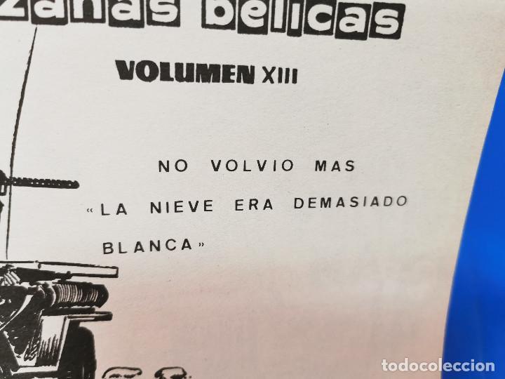 Cómics: Comic HAZAÑAS BELICAS relatos belicos ilustrados ediciones Ursus 1973 - Foto 8 - 255671180