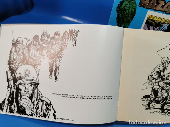 Cómics: Comic HAZAÑAS BELICAS relatos belicos ilustrados ediciones Ursus 1973 - Foto 9 - 255671180