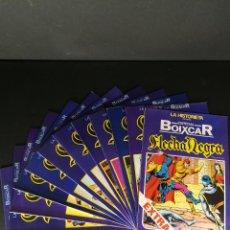 Comics : LOTE LA HISTORIETA PRESENTA ESPECIAL BOIXCAR FLECHA NEGRA 1 AL 12 EXTRA URSUS. Lote 258238730