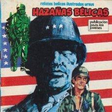 Cómics: HAZAÑAS BÉLICAS-SELECCIÓN-URSUS- Nº 19 -EL DESIERTO EN LLAMAS-1974-BOIXCAR-CASI BUENO-DIFÍCIL-4675. Lote 261124785