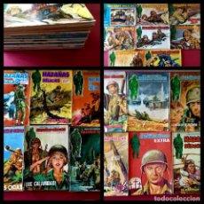 Cómics: LOTE DE 24 HAZAÑAS BELICAS -EDITORIAL URSUS. Lote 262031020