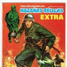 Comics : HAZAÑAS BELICAS EXTRA Nº 42 - MENSAJE ACCIDENTADO - URSUS - TORAY. Lote 262622140