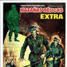 Cómics: HAZAÑAS BELICAS EXTRA Nº 48 - SIEMPRE HAY UNA OPORTUNIDAD - URSUS - TORAY. Lote 262622680