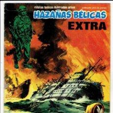 Cómics: HAZAÑAS BELICAS EXTRA Nº 50 - TORMENTA - URSUS - TORAY. Lote 262622855