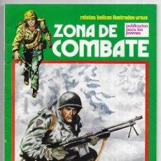 Cómics: ZONA DE COMBATE. EXTRA Nº44. SETAS VENENOSAS. RELATOS BÉLICOS ILUSTRADOS URSUS. 1979. Lote 262759810