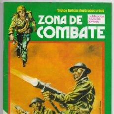 Cómics: ZONA DE COMBATE. EXTRA Nº45. LA PIEL DEL COBARDE. RELATOS BÉLICOS ILUSTRADOS URSUS. 1979. Lote 262760060
