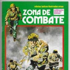 Cómics: ZONA DE COMBATE. EXTRA Nº46. FALSA LOCURA. RELATOS BÉLICOS ILUSTRADOS URSUS. 1979. Lote 262760280