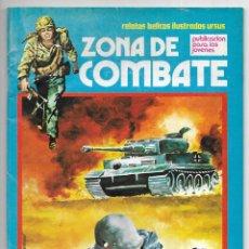 Cómics: ZONA DE COMBATE. Nº91. VENCER O MORIR. RELATOS BÉLICOS ILUSTRADOS URSUS. 1979. Lote 262761075