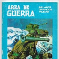 Cómics: AREA DE GUERRA. Nº 5 LA BATALLA DEL RIO DE LA PLATA. RELATOS GRAFICOS VILMAR. 1980. Lote 262886625