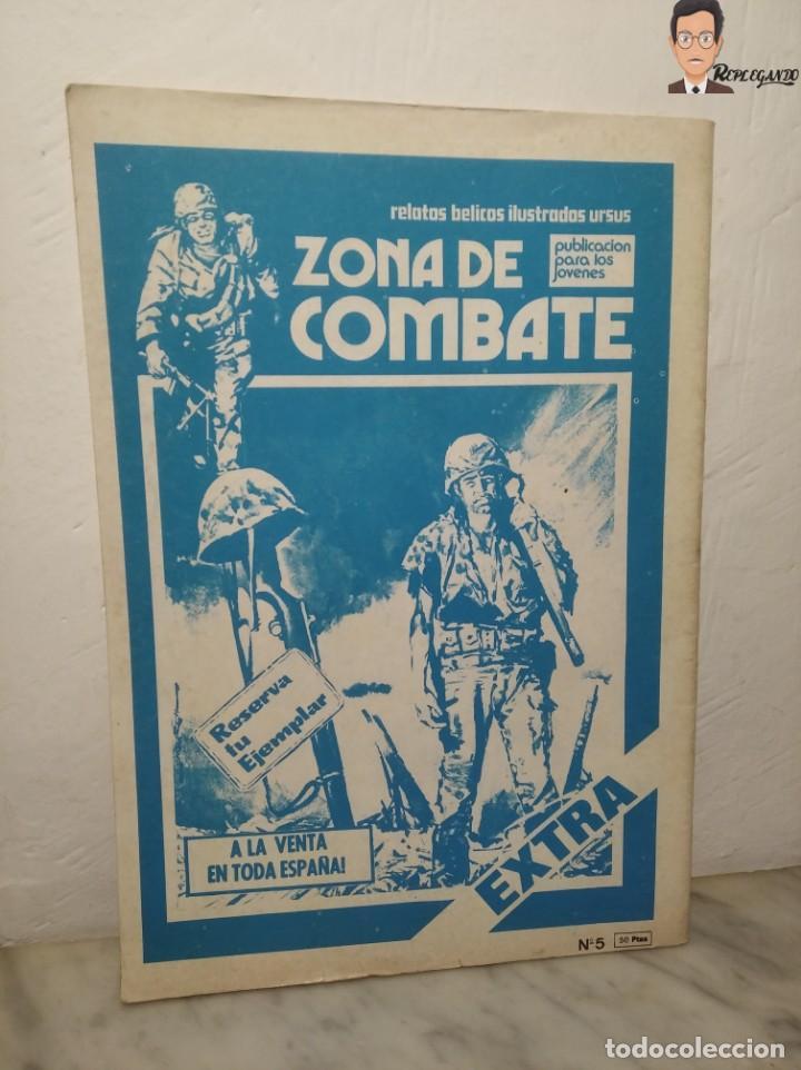 Cómics: COWBOY Nº 5 (EL MÁS VALIENTE, SHERIFF IMPROVISADO, LOS COBARDES QUEDAN SOLOS) AÑOS 70 - URSUS - Foto 4 - 262951760