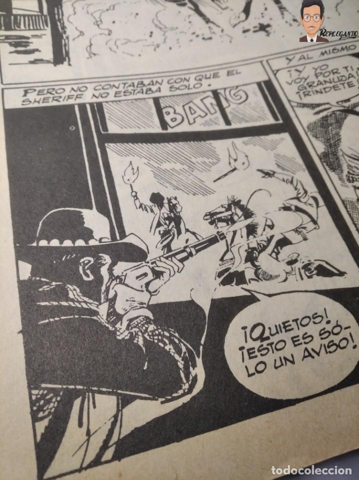 Cómics: COWBOY Nº 5 (EL MÁS VALIENTE, SHERIFF IMPROVISADO, LOS COBARDES QUEDAN SOLOS) AÑOS 70 - URSUS - Foto 9 - 262951760