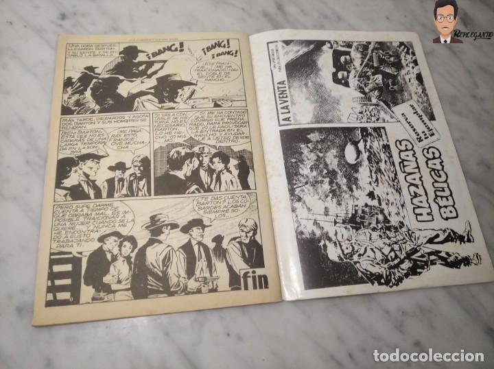 Cómics: COWBOY Nº 5 (EL MÁS VALIENTE, SHERIFF IMPROVISADO, LOS COBARDES QUEDAN SOLOS) AÑOS 70 - URSUS - Foto 10 - 262951760