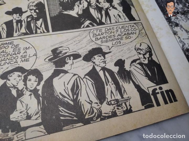 Cómics: COWBOY Nº 5 (EL MÁS VALIENTE, SHERIFF IMPROVISADO, LOS COBARDES QUEDAN SOLOS) AÑOS 70 - URSUS - Foto 11 - 262951760