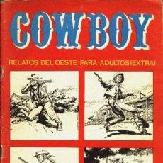 Comics: COWBOY-URSUS- EXTRA NAVIDAD-1972 -VÍCTOR DE LA FUENTE-A.FONT-E.MAROTO-CASI BUENO-DIFÍCIL-LEA-4743. Lote 263061940