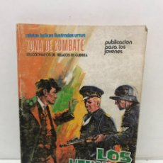 Cómics: ZONA DE COMBATE .NUMERO 6 1973. LOS VENCIDOS .EDICIONES URSUS. Lote 264171772