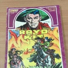 Cómics: CÓMIC DE RAYO KIT Nº5 URSUS EDICIONES 1982. Lote 266540758
