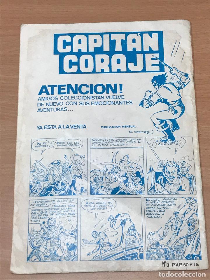 Cómics: CÓMIC DE RAYO KIT Nº5 URSUS EDICIONES 1982 - Foto 5 - 266540758