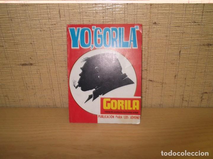 "YO,""GORILA"".GORILA RELATOS DE AVENTURAS ILUSTRADOS URSUS (Tebeos y Comics - Ursus)"