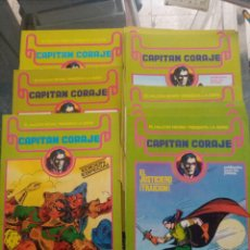 Cómics: EL CAPITAN CORAJE, COMPLETA 16, NOS, URSUS. Lote 268742654
