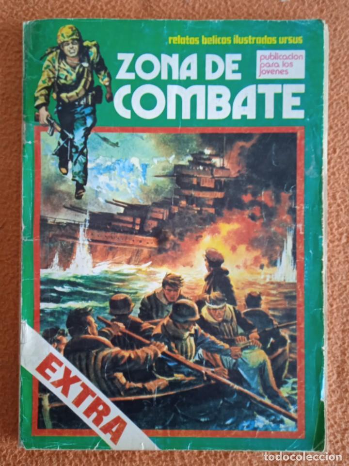 ZONA DE COMBATE 15 URSUS (Tebeos y Comics - Ursus)