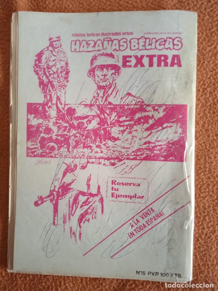 Cómics: ZONA DE COMBATE 15 URSUS - Foto 5 - 269261093