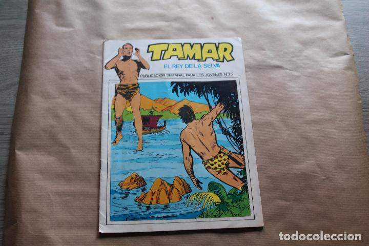 TAMAR Nº 35 , EDITORIAL URSUS (Tebeos y Comics - Ursus)