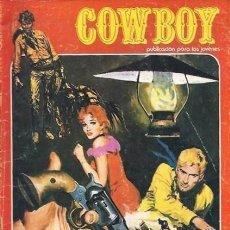 Cómics: COWBOY -URSUS-VOL. 2- Nº 24 -JOSÉ DUARTE-R.LÓPEZ ESPÍ-1978- CASI CORRECTO-DIFÍCIL-LEAN-5031. Lote 269384813