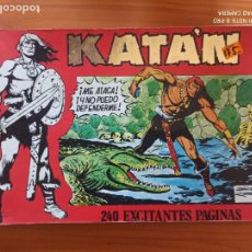 Cómics: KATAN - Nº 5, 6, 7, 8, 9 Y 10 EN UN TOMO - LEER DESCRIPCION (E2). Lote 269636973
