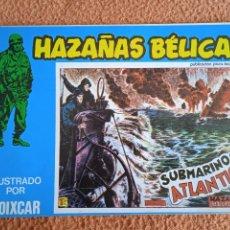 Cómics: HAZAÑAS BELICAS 110 URSUS. Lote 270677878