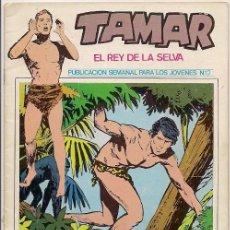 Comics: URSUS. TAMAR EL REY DE LA SELVA. 12.. Lote 271214838