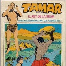 Comics: URSUS. TAMAR EL REY DE LA SELVA. 16.. Lote 271247928