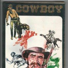 Cómics: URSUS. COWBOY. RETAPADOS. 2. Lote 271311068